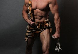 Tarzan Male Strip Show Theme